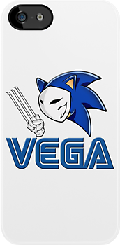 Vega-Sega parody by Benjamin Whealing