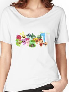 Happy Tree Friend Women's Relaxed Fit T-Shirt