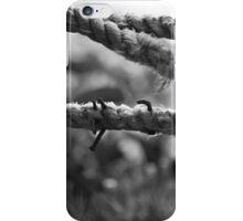 Nail Rope iPhone Case/Skin