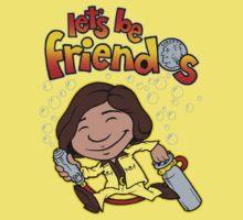 Let's Be Friendos Kids Tee