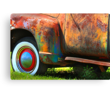 """"""" Scratch and Dent and more Scratch """" Canvas Print"""