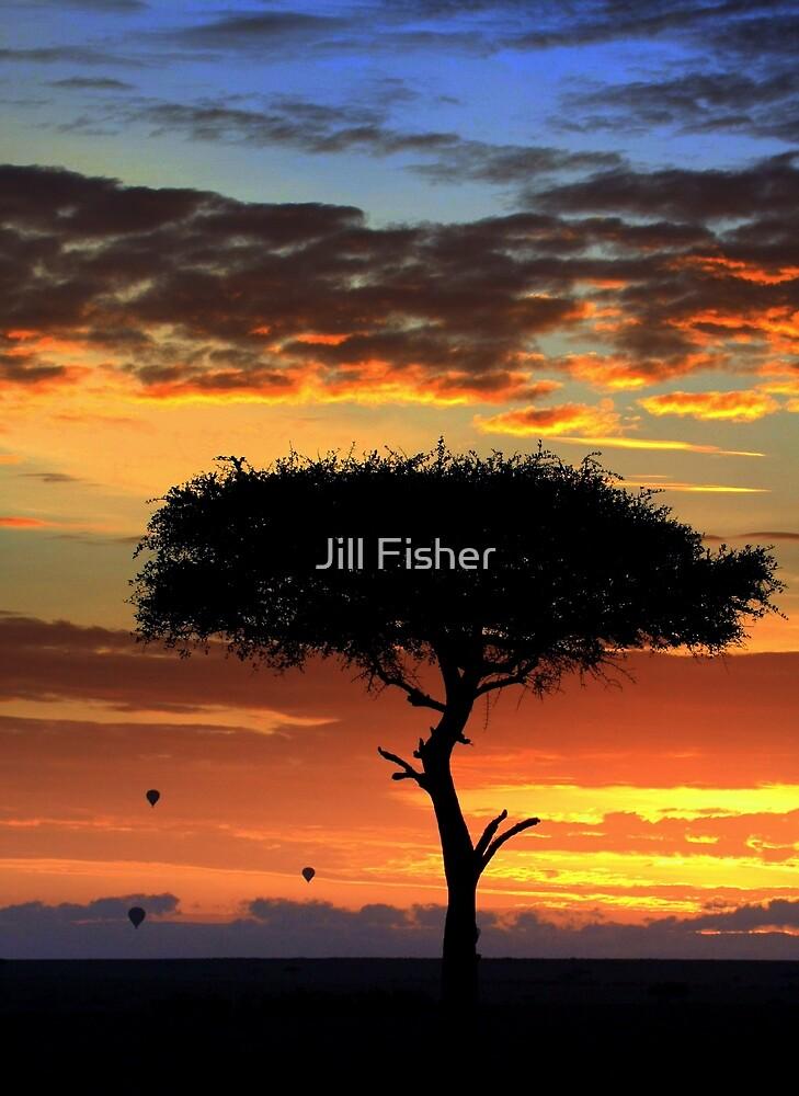 Morning Has Broken by Jill Fisher