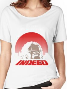 Indeed. Women's Relaxed Fit T-Shirt