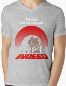 Indeed. Mens V-Neck T-Shirt