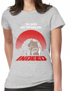 Indeed. Womens Fitted T-Shirt