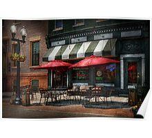 Cafe - Albany, NY - Mc Geary's Pub Poster