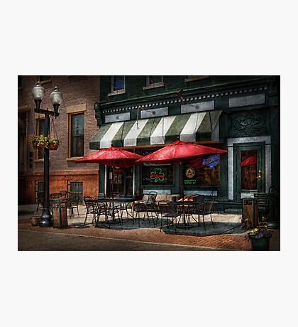 Cafe - Albany, NY - Mc Geary's Pub Photographic Print