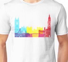 Bolton skyline pop Unisex T-Shirt
