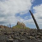 The Holy Isle of Lindisfarne by Emily Clarke