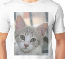 The eyes of an angel Unisex T-Shirt