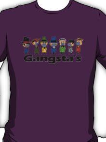 Gangstas T-Shirt