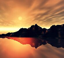 Sunset Isle by Vanessa Barklay