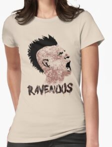 Ravenous Womens Fitted T-Shirt