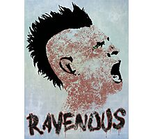 Ravenous Photographic Print