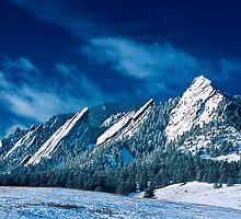 Colorado Spirit Walk by Gregory J Summers
