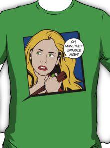 Buffy Pop Art T-Shirt