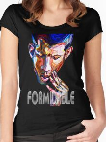 Formidable Women's Fitted Scoop T-Shirt