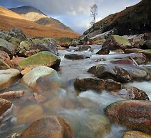 GLEN ETIVE by STEVE  BOOTE