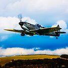 Spitfire Mk XVI TE311 by Chris Lord