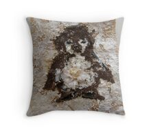 SNOW PENGUIN 4 - Happy Flappers Throw Pillow