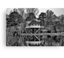 Room by the Lake Canvas Print
