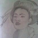 lost world of a geisha by johanne1