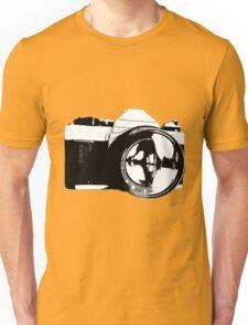 Film camera. Unisex T-Shirt