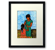 Our Time Framed Print