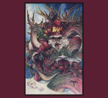 Bad Santa by Quinton Hoover