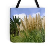 Beautiful flowers grow in Spain  Tote Bag