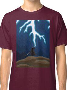 Lightening Man Classic T-Shirt