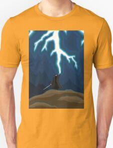 Lightening Man Unisex T-Shirt