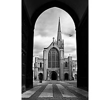 Norwich Cathedral #2 Photographic Print