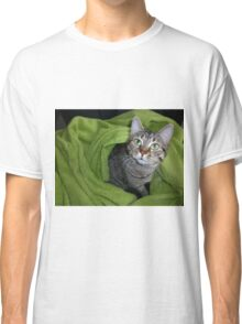 Windows to her soul Classic T-Shirt