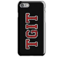 #TGIT iPhone Case/Skin