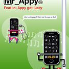 Mr_Appy: Appy get lucky by Mr-Appy
