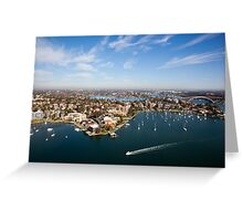 Drummoyne, NSW Greeting Card