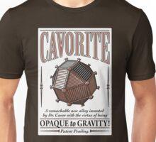 Cavorite Sticker Unisex T-Shirt
