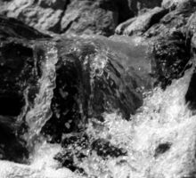 Waterfall No.1 Sticker