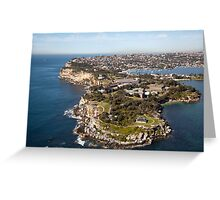 South Head Greeting Card