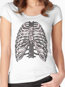 Ribs 5 Women's Fitted Scoop T-Shirt