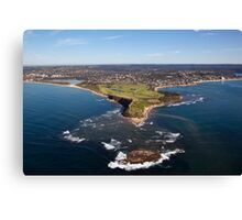 Long Reef, NSW Canvas Print