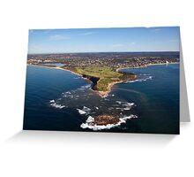 Long Reef, NSW Greeting Card