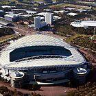 ANZ Stadium, Sydney by Malcolm Katon