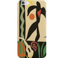 Inspired by Matisse (Vintage) iPhone Case/Skin