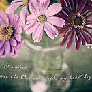 Bouquet Zinnia and Cosmos by JulieLegg