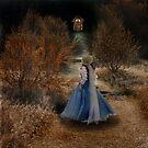 Blue Lady  by Þórdis B.