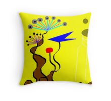 this is titled 'the gardener' Throw Pillow