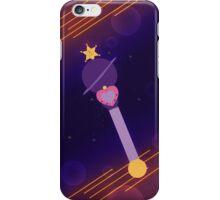 Saturn iPhone Power iPhone Case/Skin