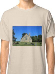 Back of a Stone Church Classic T-Shirt